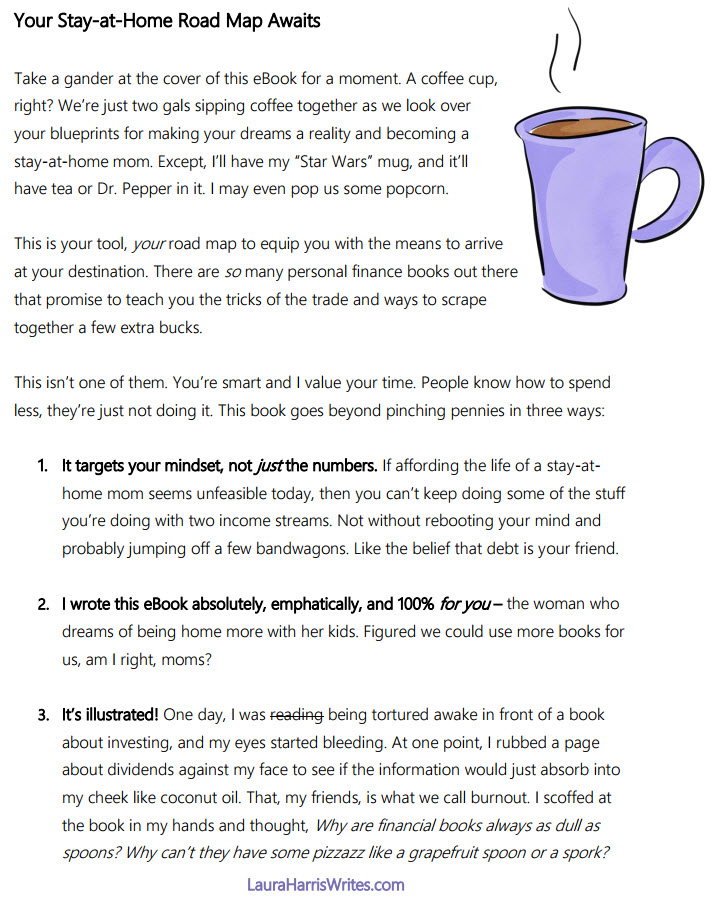 stay-at-home mom blueprint page 12