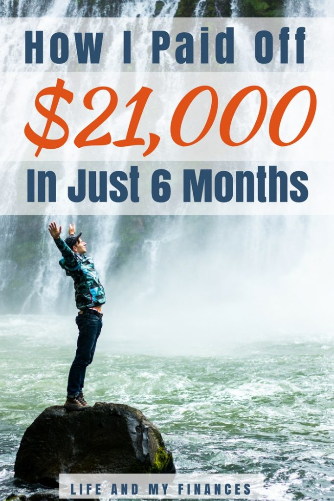get out of debt in just 6 months
