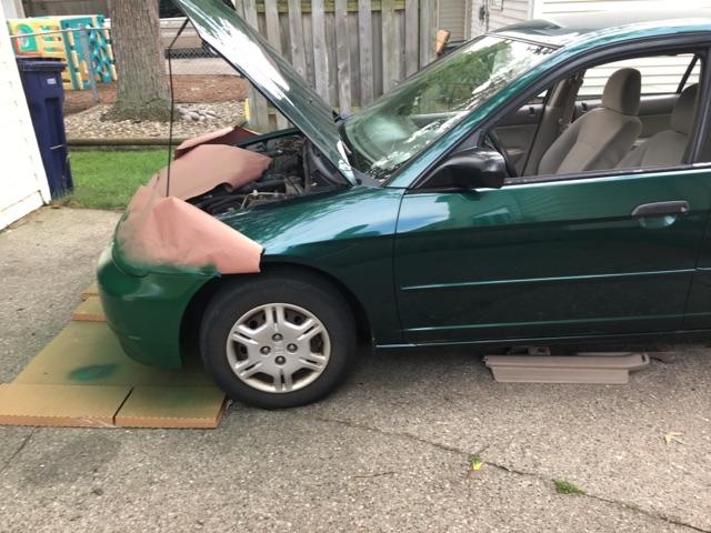 flip a car
