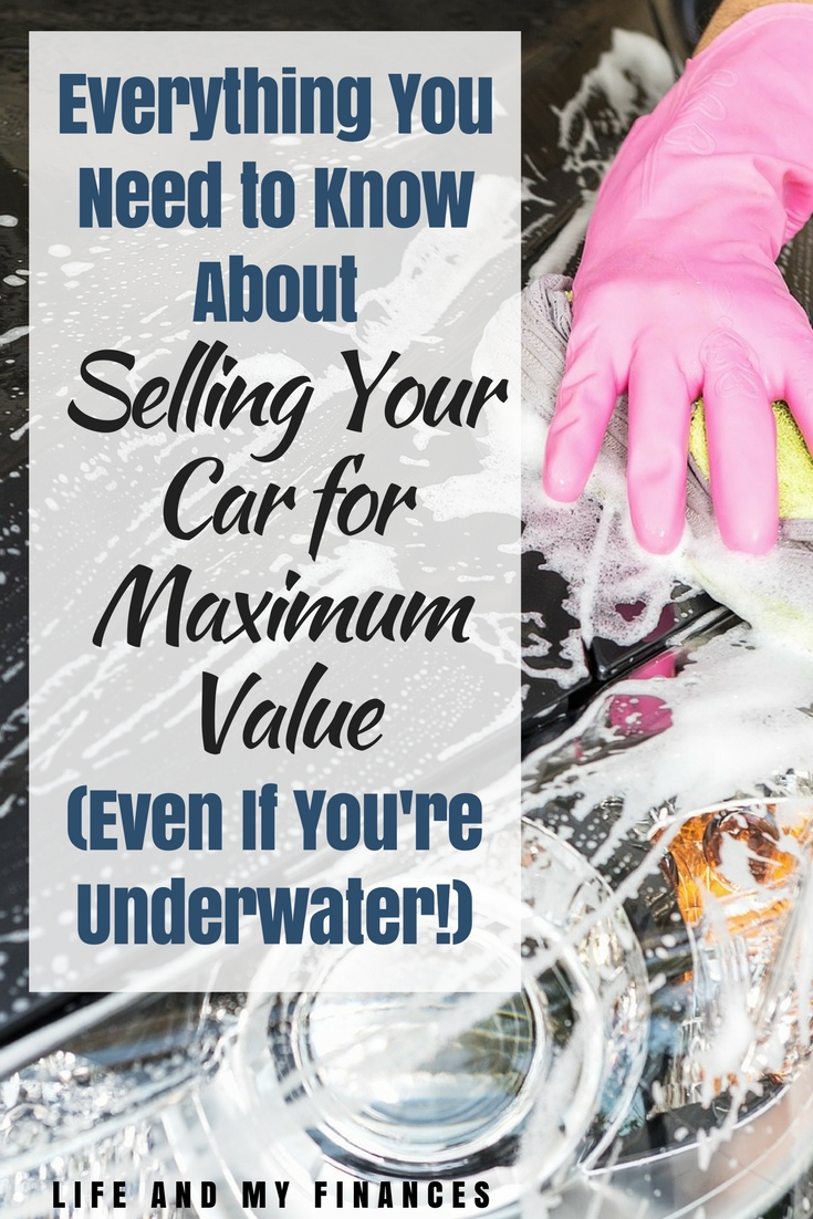 sell your car yourself