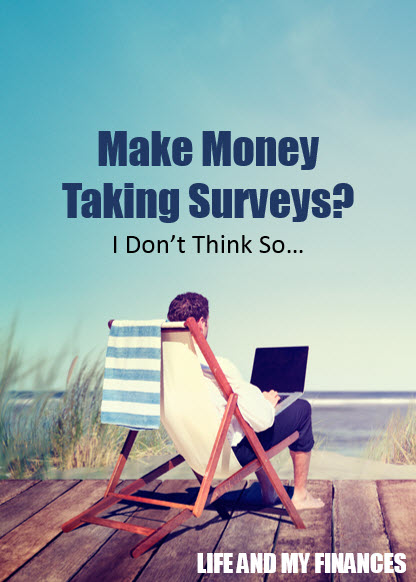make money by taking surveys
