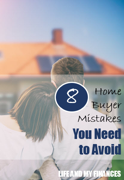 home buyer mistakes you need to avoid
