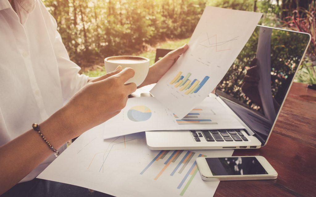 personal finances like a business