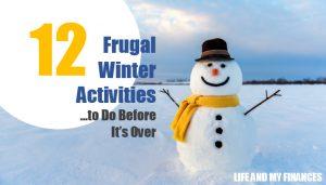 frugal winter activities