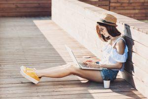 stop listening to personal finance gurus - blogging