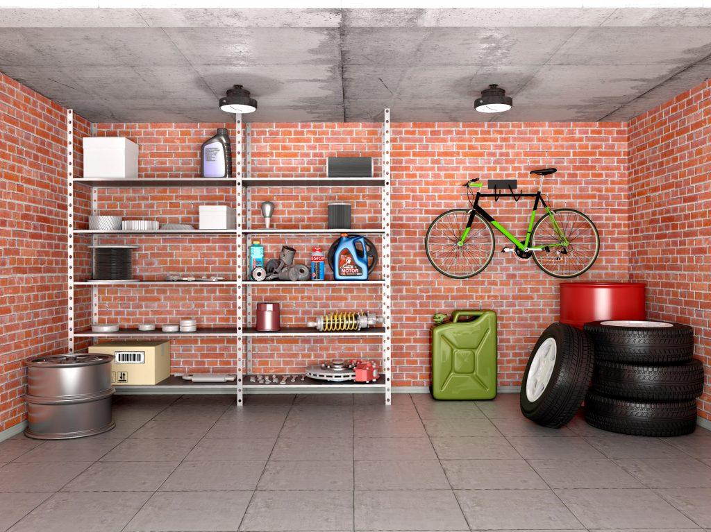 save money in the garage