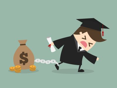 get rid of student loan debt