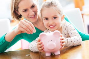 no-spend challenge with a family