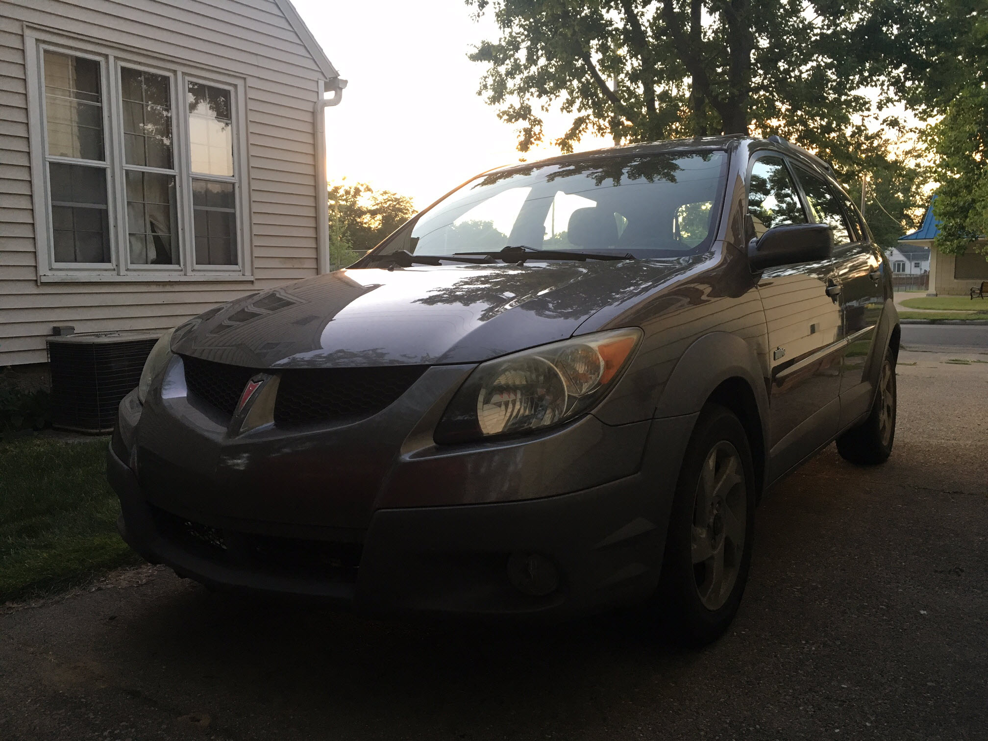talked myself out of buying a better car - my current pontiac vibe
