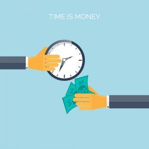 time management is money management
