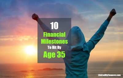 financial milestones to hit by age 35