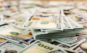 give a million dollars - money cash