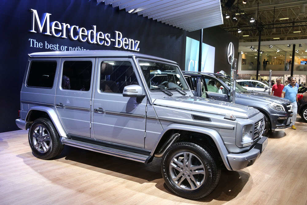 should you sell your car - mercedes