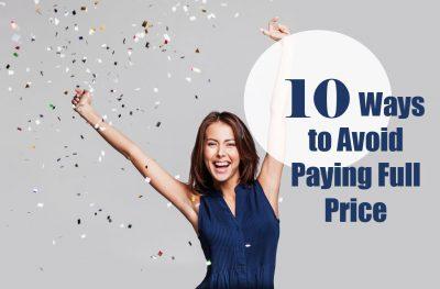 avoid paying full price fb