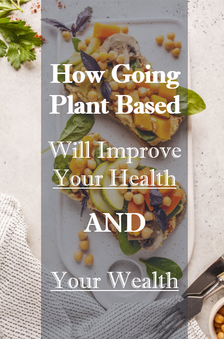 plant-based diet pin