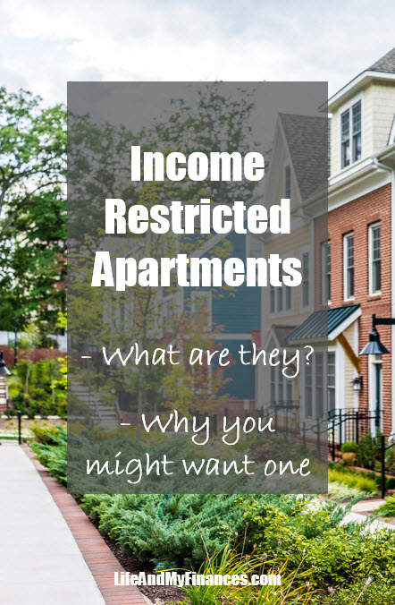 income restricted apartments