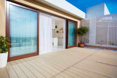 best ways to add value to your home - deck