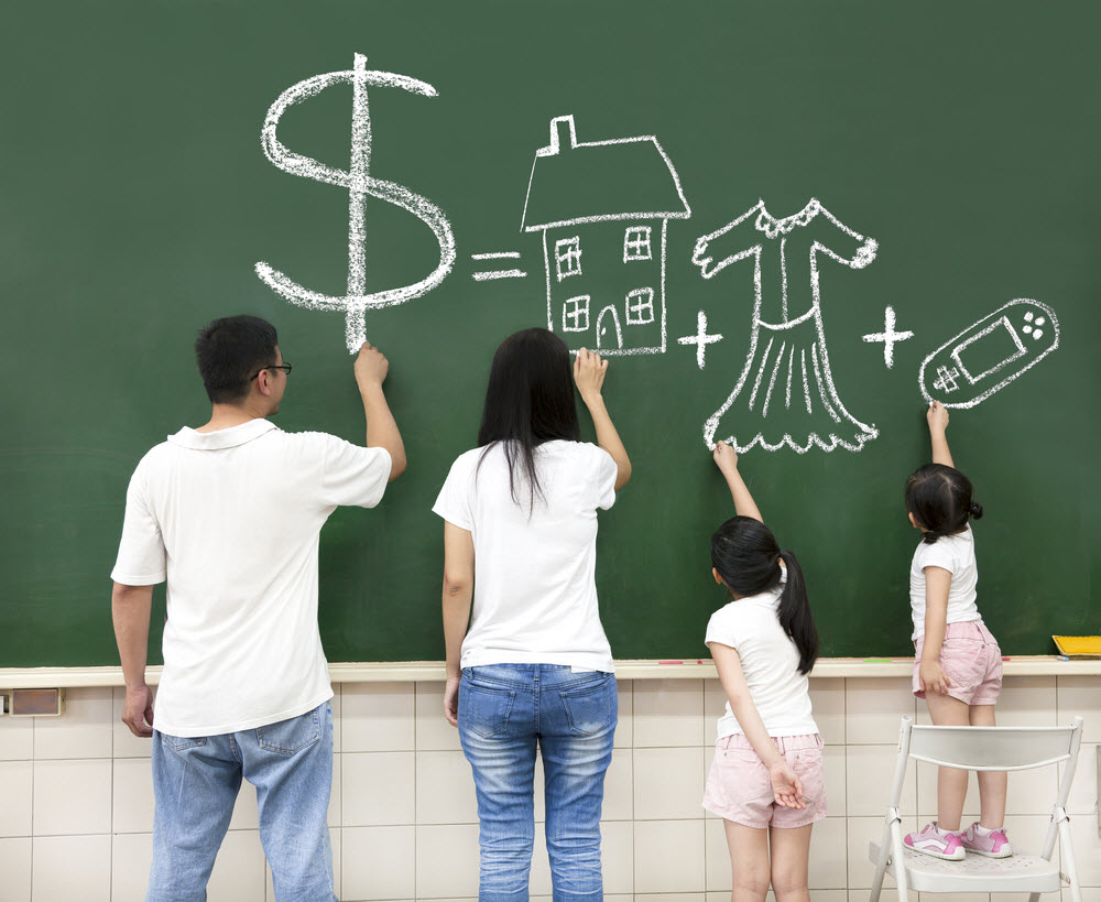 Kids Are Expensive And Making You Broke: What To Do About It