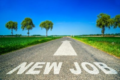 career prospects - new job