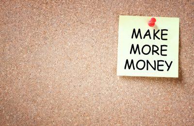make more money at your job