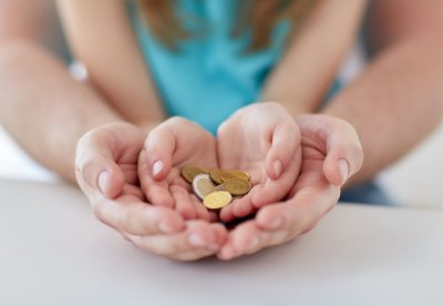 how to increase child's future finances