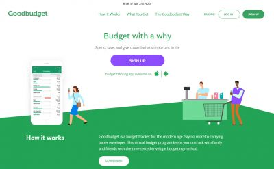 online expense manager