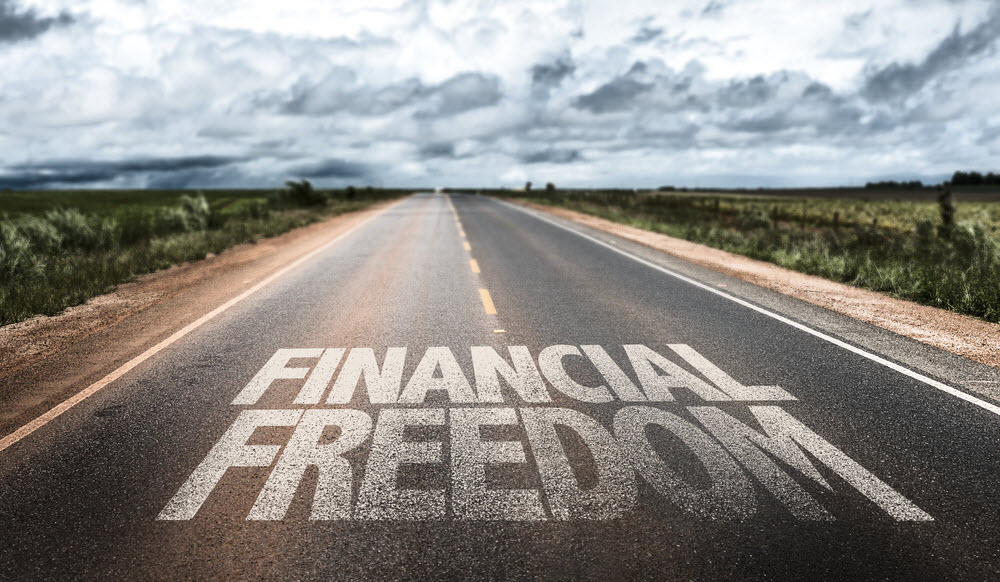 How Do You Get Financial Freedom?