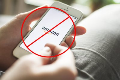 Amazon is bad