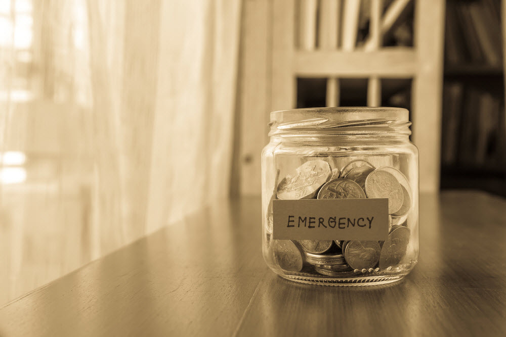 reasons to start an emergency fund