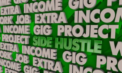side hustles you can start this weekend
