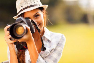 side hustles - photographer