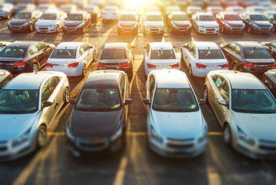 auto financing - cars at dealership