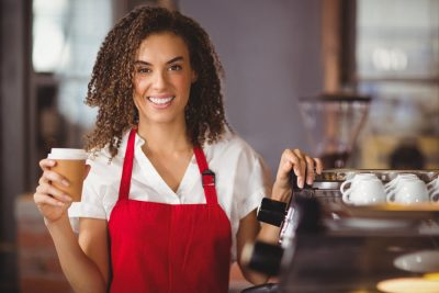 service industry worker - how to support them