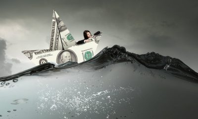 struggling financially - financial winds