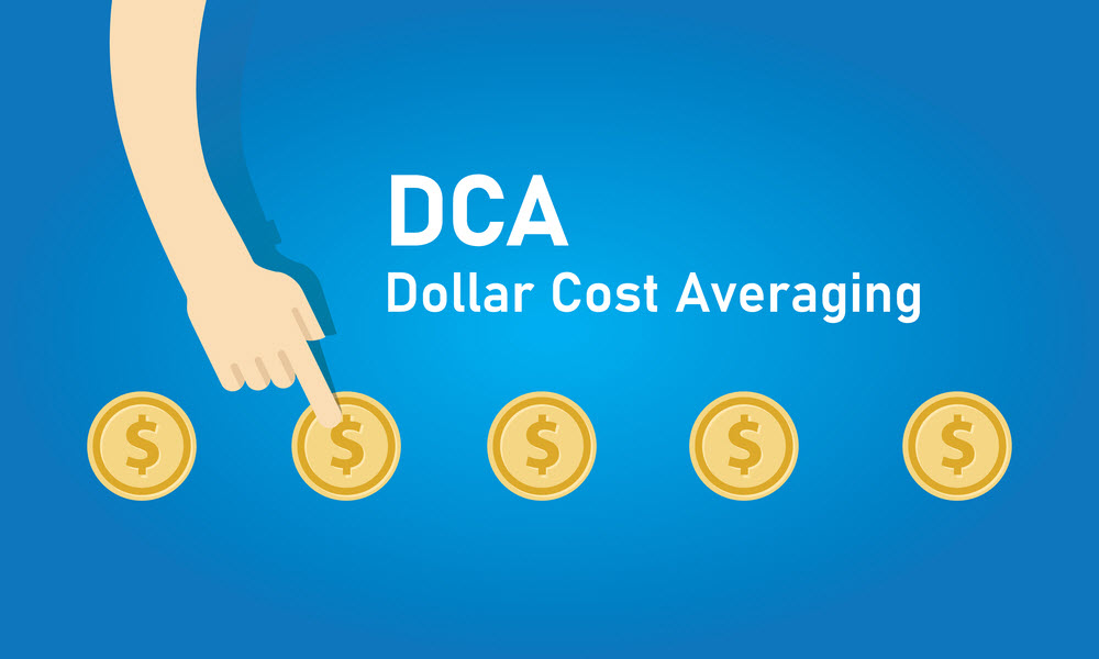 Dollar Cost Averaging: It's Going to Make Me a Millionaire