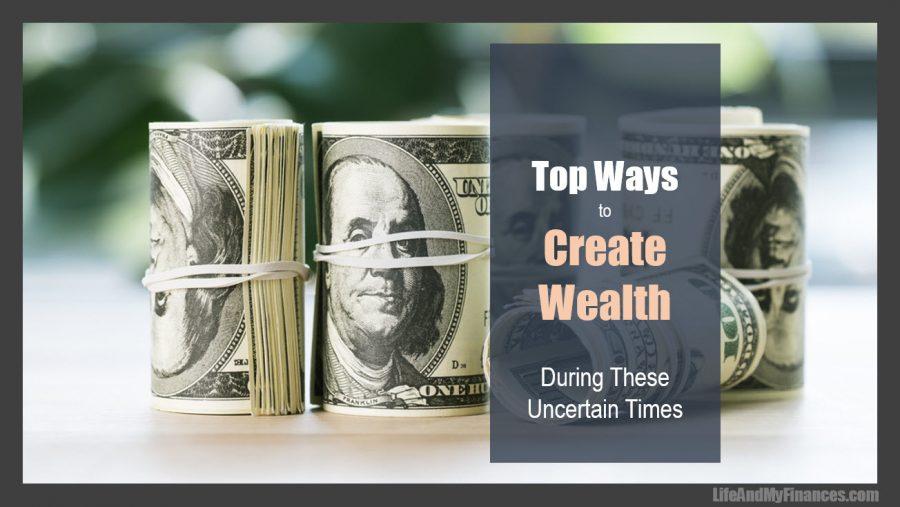 ways to create wealth