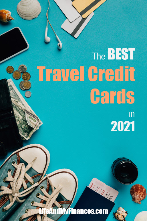 best travel credit cards in 2021