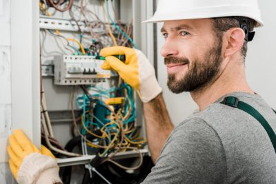 high paying job with no degree - electrician