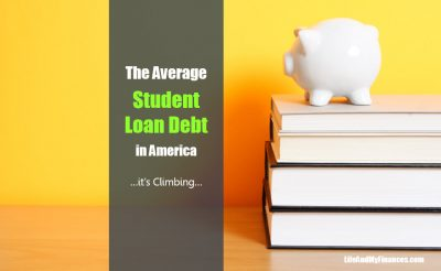 the average student loan debt in america