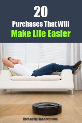 Purchases That Will Make Life Easier