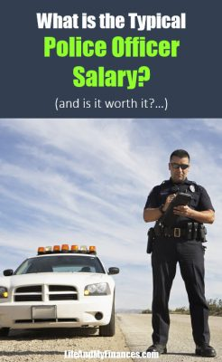 Police Officer Salary - pin