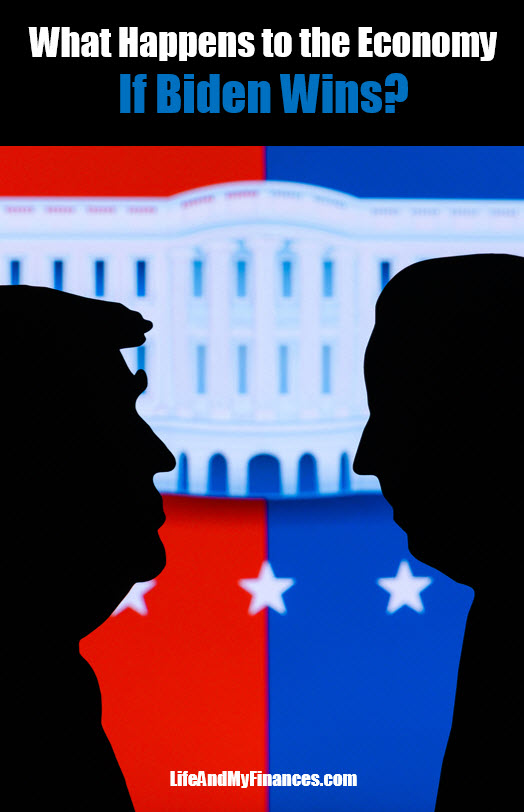 what happens to the economy if Biden wins