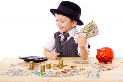 earn money as a kid - acting