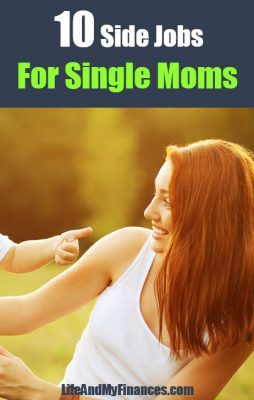 Side Jobs for Single Moms