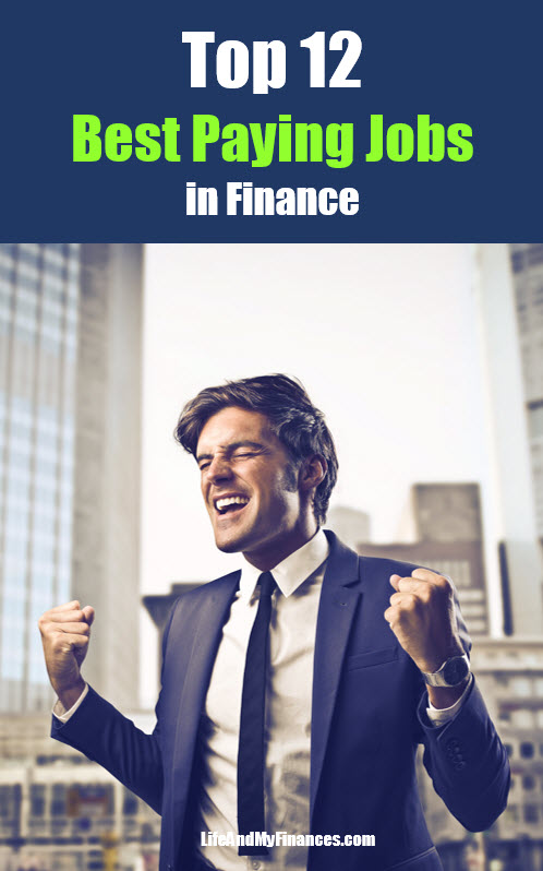 best paying finance jobs
