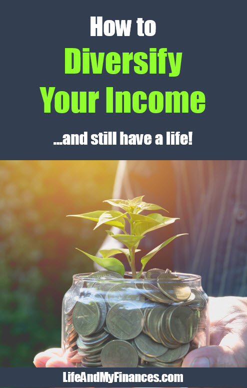 How to Diversify Your Income - pin