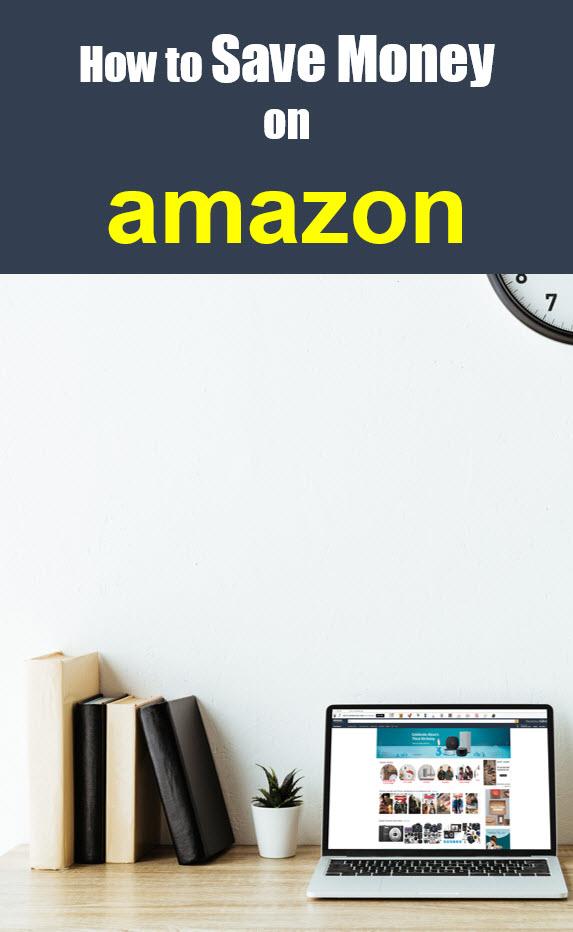 How to Save Money on Amazon