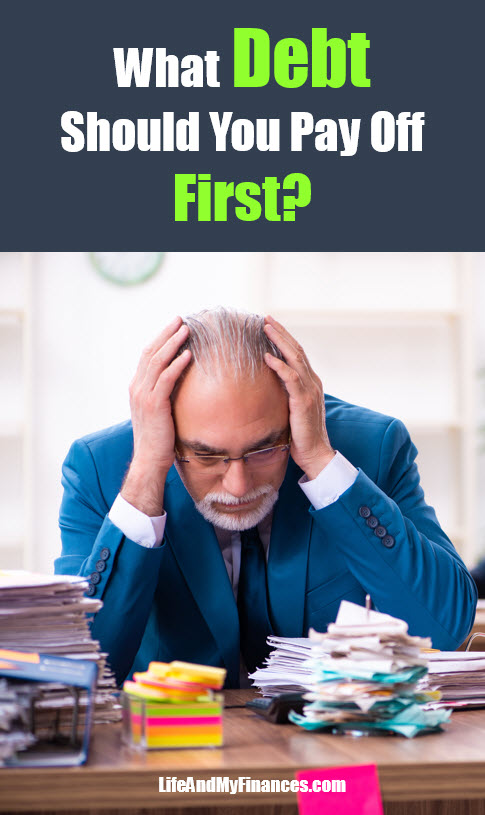 What Debt Should You Pay Off First