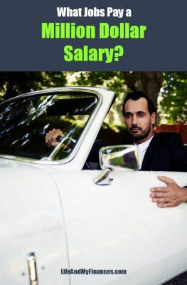 What Jobs Pay a Million Dollar Salary