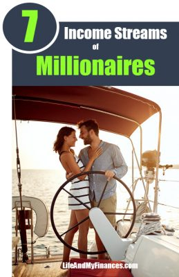 7 Income Streams of Millionaires